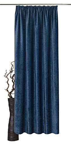 uebergardine Varie Misure, Larghezza: 135cm, Colore a Scelta