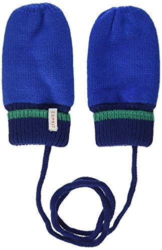 ESPRIT KIDS Rp9200207 Knit Mittens Gants, Bleu (Bright Blue 442), 62/68 (Taille Fabricant: Medium) Bébé garçon