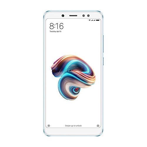 "Xiaomi Redmi Note 5 Smartphone from 5.99 ""2160 x 1080, Snapdragon 636, 4GB RAM, 64 GB RON, 12MP Camera, Blue [Italy]"