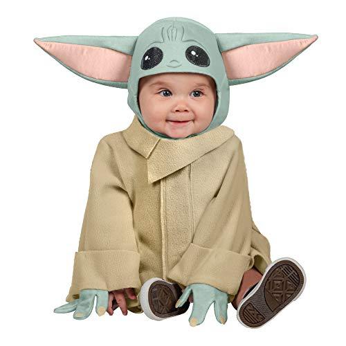 Rubies - Disfraz oficial de Disney Star Wars para niños pequeños de 1 a 2 años