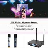 Immagine 1 btuty digitale uhf wireless handheld