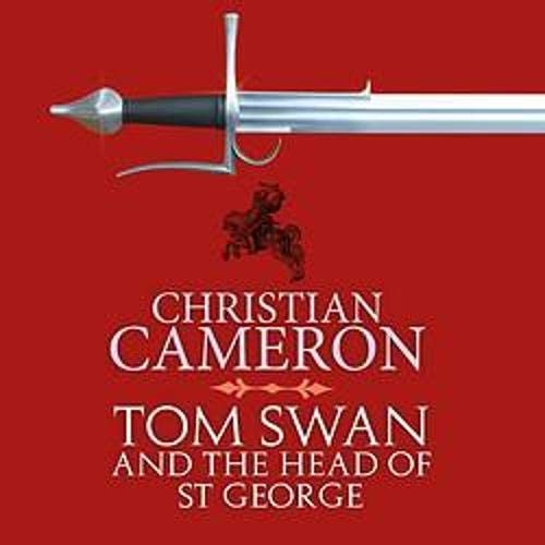 Tom Swan and the Head of St George cover art