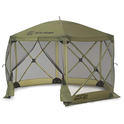 Escape Shelter Popup Tent by Quick Set
