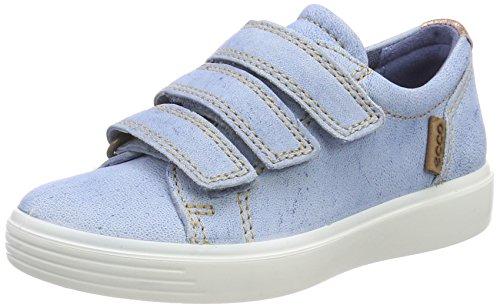 ECCO Jungen Unisex-Kinder S7 Sneaker, Blau (Indigo 2321), 29 EU