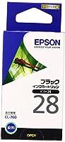 EPSON ICBK28 インクカートリッジ 黒