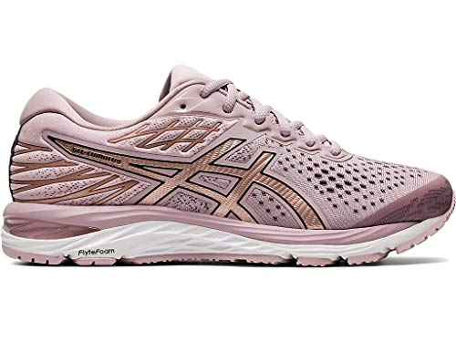 ASICS Gel-Cumulus 21 Watershed Rose/Rose Gold 11