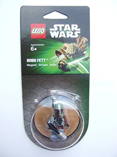 Imán Lego - Star Wars - Boba Fett