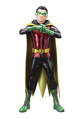 Kotobukiya Robin (Damian Wayne) DC Comics Neuf 132,1 cm Artfx + Statue
