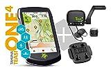 TAHUNA TEASI ONE⁴ Bundle - Outdoor-Navigationsgerät mit Bluetooth, Kompass und Europakarte...