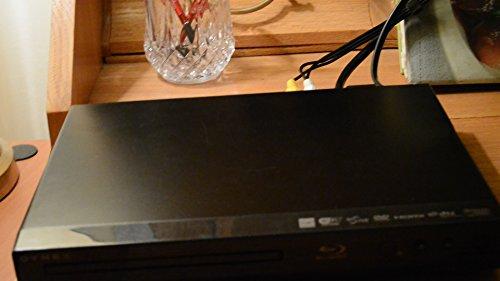 Great Price! Dynex Dx-wbrdvd1-ca Blu-ray Disc Player