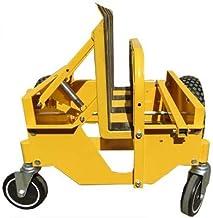 Saw Trax PE 700 lb. Capacity Panel Express All-Terrain Self-Adjusting Material Cart