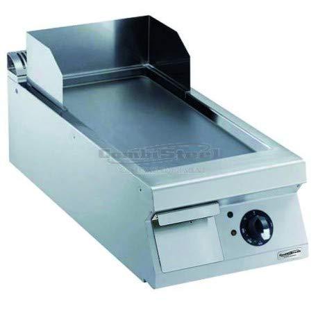 Plancha électrique lisse - Combisteel - Inox 900