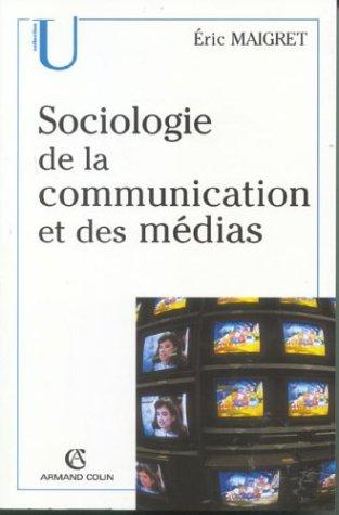 Sociologie de la communication et des médias