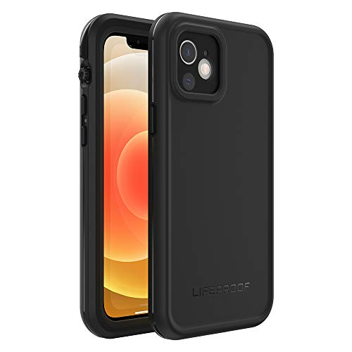 LifeProof FRE Series Waterproof Case for iPhone 12 (ONLY) - Black