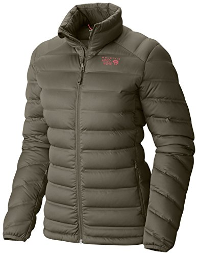 Mountain Hardwear Damen StretchDown Daunenjacke Oliv M