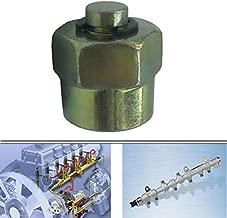 kweiny Diesel Common Rail 14mm Fuel Injector Cap Block Off Tool