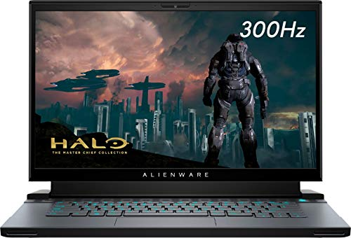 Alienware - m15 R4 - 15.6' FHD Gaming Laptop - Intel Core i7 - 16GB Memory - Nvidia RTX3070 - 512GB Solid State Drive - Dark Side of The Moon