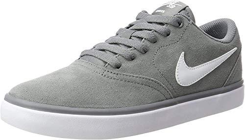 Nike Herren Sb Check Solar Skateboardschuhe, Grau (Cool Grey/White 005), 44 EU