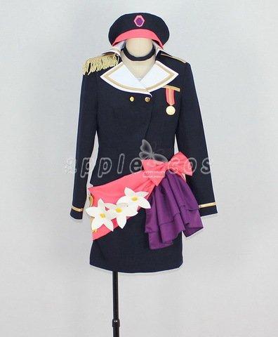 『【apple_cos】ラブライブ! School idol project 綺羅ツバサ Shocking Party コスプレ衣装 女性M』の1枚目の画像