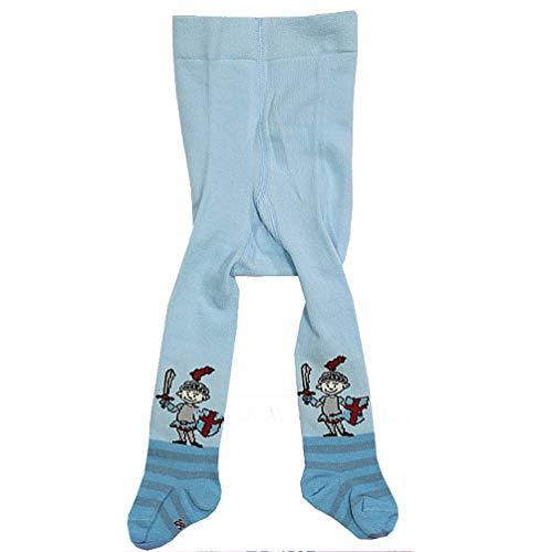 Ewers Collants pour bébé garçon Motif chevalier Bleu - Bleu - taille unique