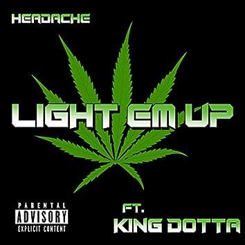 Light Em Up (feat. KING DOTTA)