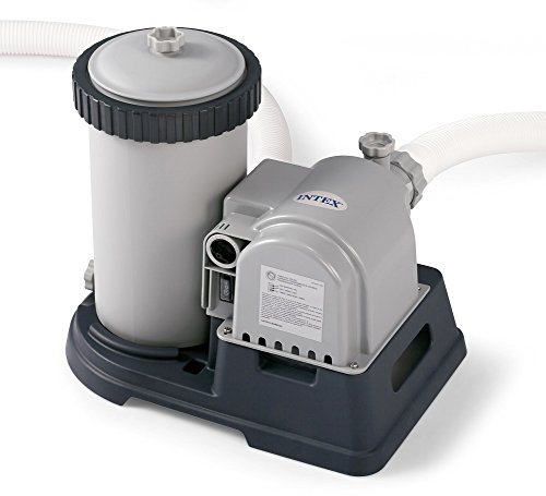 INTEX 2500 GPH Krystal Clear Pool Filter Pump w/ Timer | 56633E