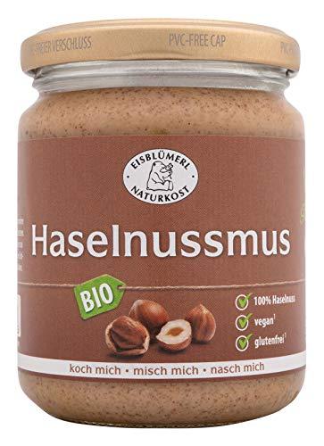 Nürnberger Bio Originale Haselnussmus Bio Brotaufstrich Nussig, 1er Pack (1 x 0.25 kg)