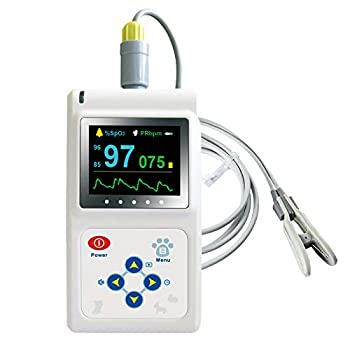 Best ear lobe pulse oximeter Reviews
