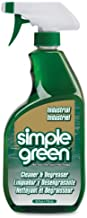 Simple Green, SMP13012, Industrial Cleaner/Degreaser, 1 Each, White