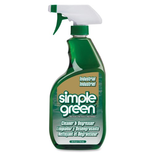 Simple Green SPG13012 Degreaser Cleaner, Deodorizer, Trigger Spray Bottle, 24-Ounce