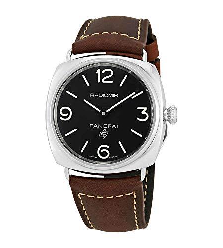 Panerai Radiomir Brown Leather Mens Watch PAM00753
