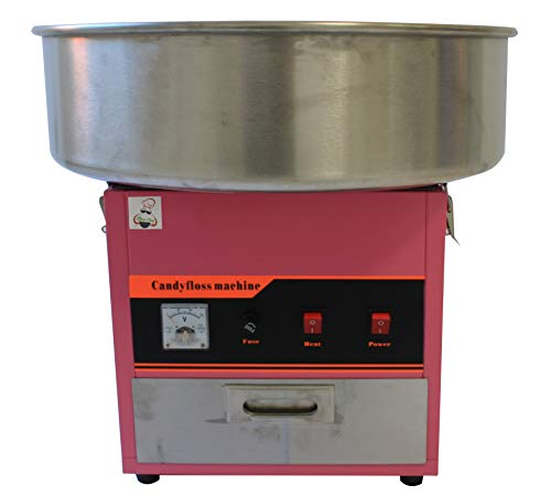 Máquinas de algodón de azúcar marca GIRO CHEF