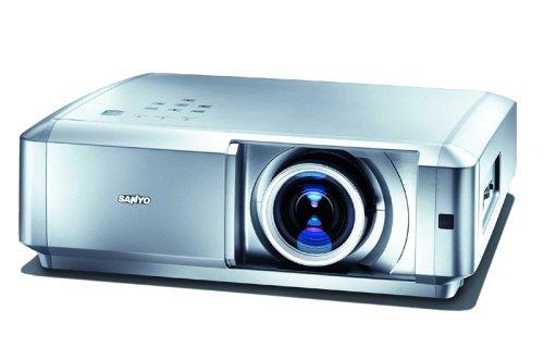 Sanyo PLV-Z4 LCD Projektor HDTV (1000 ANSI Lumen, Kontrast 7000:1)