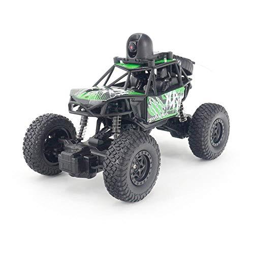 cuepar 1:22 ferngesteuertes Auto, elektrischer Geländewagen-Hochgeschwindigkeits-Kletter-LKW, 2,4-GHz-ferngesteuertes Stunt-Auto mit 720-P-Kamera, WiFi-VR-Perspektive