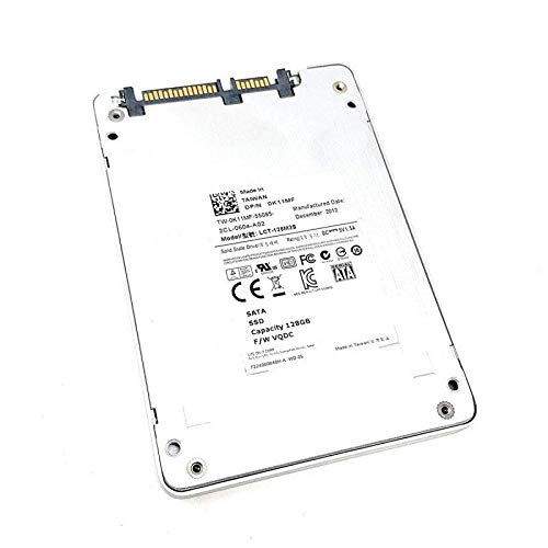 LiteOn SSD 128GB LCT-128M3S VQDC Dell 0K11MF K11MF SATA III 6Gbps
