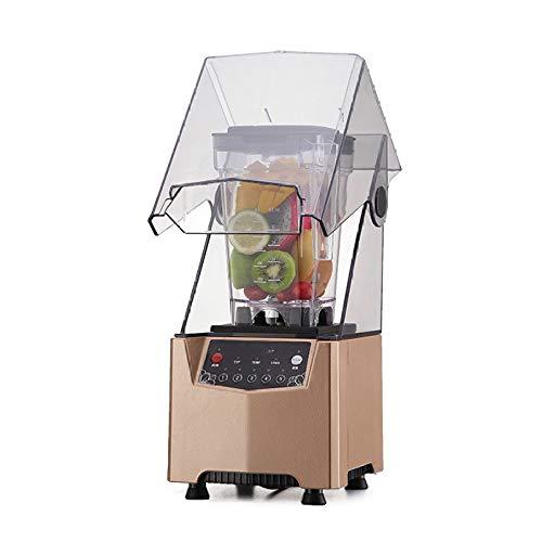 Smoothie Machine Melk Thee Shop Smoothie ijs Machine Blender Juice Juice Kookmachine Geel