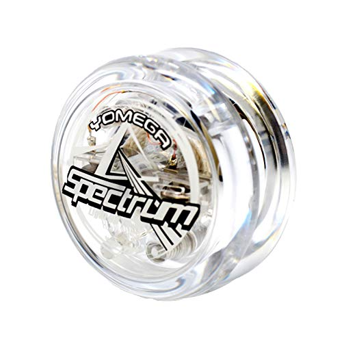 Yomega Spectrum – Light up Fireball Transaxle YoYo with LED Lights for Intermediate, Advanced...