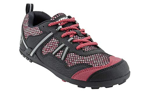 Xero Shoes TerraFlex - Women's Trail Running and Hiking Shoe - Barefoot-Inspired Minimalist Lightweight Zero-Drop - Brick Red