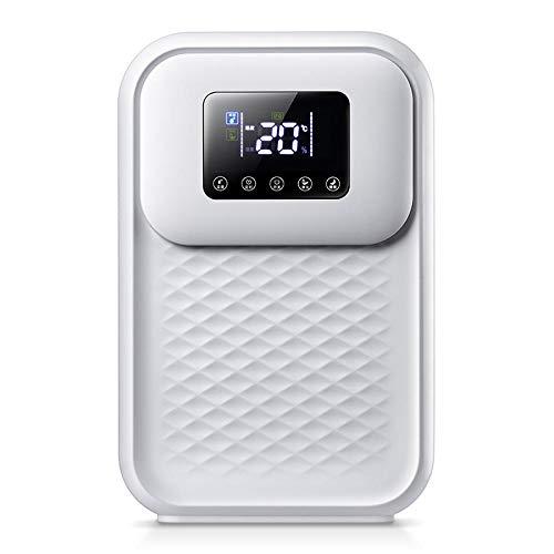 UPSTYLE Deshumidificador Inteligente Secadora Purificación de Aire Deshumidificador doméstico Sótano del Dormitorio Led Smart Touch Control Remoto