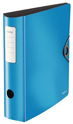 Leitz 10471030 Qualitäts-Ordner, Blau, 82mm
