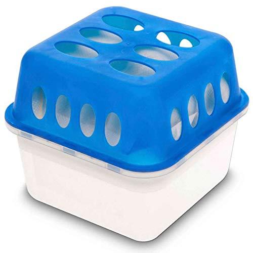 Ultra Fresh Luftentfeuchter Feuchtigkeits-Stopper mit Nachfüll-Beutel Granulat