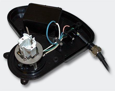 SunSun Ersatzteil Bio-Druckteichfilter CPF-180/250 Anschluss-Einheit