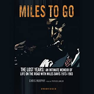 Miles to Go                   By:                                                                                                                                 Chris Murphy                               Narrated by:                                                                                                                                 Patrick Lawlor                      Length: 8 hrs and 13 mins     6 ratings     Overall 3.2