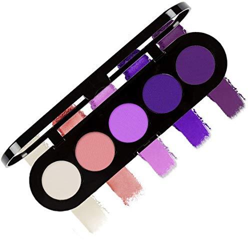 Paleta 5 sombras para Olhos Make-up Atelier Paris - T09