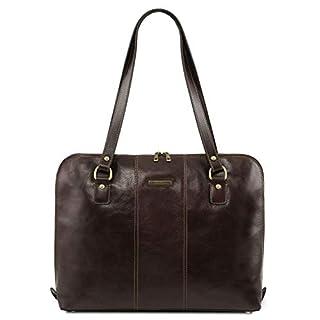 Tuscany Leather Ravenna Business Tasche aus Leder, Braun