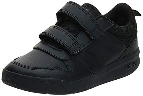 Adidas Tensaur C, Zapatillas de Running, Noir Noir Gris Foncã, 33 EU