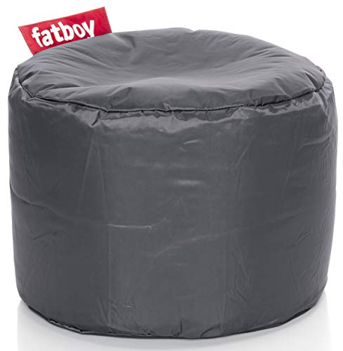 Fatboy Hocker Point Dunkel Grau