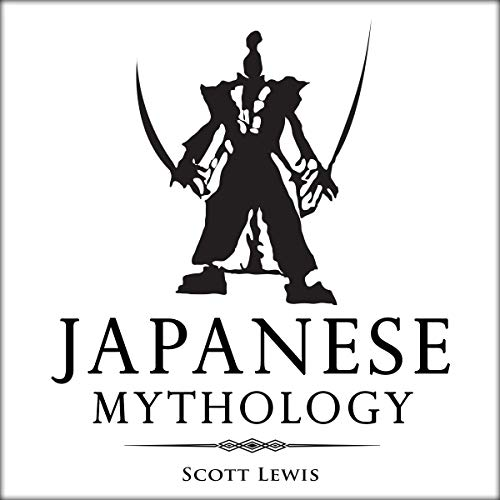 Page de couverture de Japanese Mythology: Classic Stories of Japanese Myths, Gods, Goddesses, Heroes, and Monsters