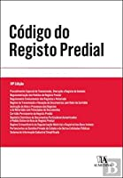Código do Registo Predial (Portuguese Edition)