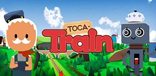 『Toca Train』のトップ画像